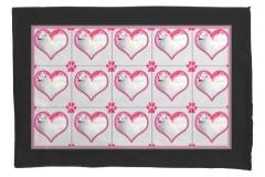 SamoyedPillowcase&DuvetFushia http://www.zazzle.com/samoyed_matching_pillowcase_duvet_see_descrip-256639522991808382?rf=23819306347473139