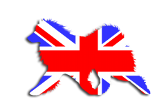 Great Britain Flag Sammy Window Decal