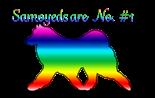 NSR Samoyeds No 1 http://www.cafepress.com/dd/104888878